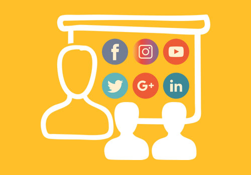 Socialmedia icone